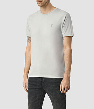Herren Brace Tonic Crew T-Shirt (MIRAGE BLUE) - product_image_alt_text_3