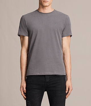 Men's Brace Tonic Crew (COAL GREY) -