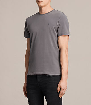 Men's Brace Tonic Crew (COAL GREY) - product_image_alt_text_3