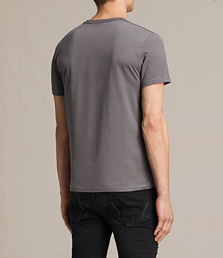 Men's Brace Tonic Crew (COAL GREY) - product_image_alt_text_4