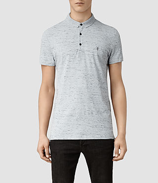 Men's Bramford Midwest Polo (Grey Mouline)
