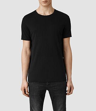 Men's Ground Crew T-shirt (Black)
