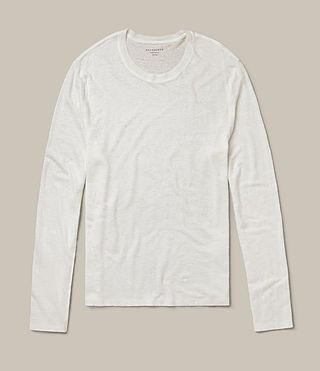 lucas long sleeve crew t-shirt
