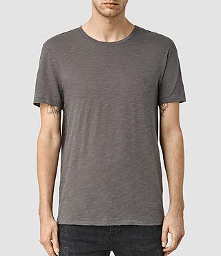 Herren Merit Crew T-Shirt (Slate Grey) -