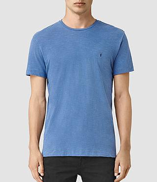 Herren Merit Crew T-Shirt (DEFT BLUE) -