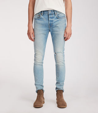 Men's Index Cigarette Jeans (Indigo) - Image 1