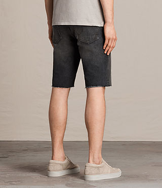 Men's Byers Switch Shorts (Jet Black) - product_image_alt_text_4