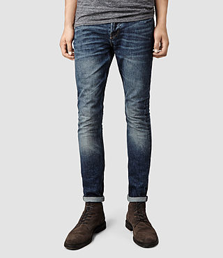 Men's Nash Cigarette Jeans (Indigo)