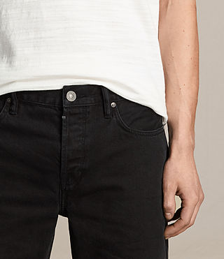 Uomo Jeans Boston Sid (Jet Black) - product_image_alt_text_2