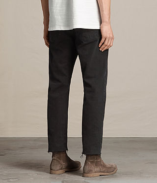 Uomo Jeans Boston Sid (Jet Black) - product_image_alt_text_4