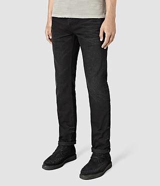 Mens Sgurr Iggy Jeans (Black) - product_image_alt_text_2