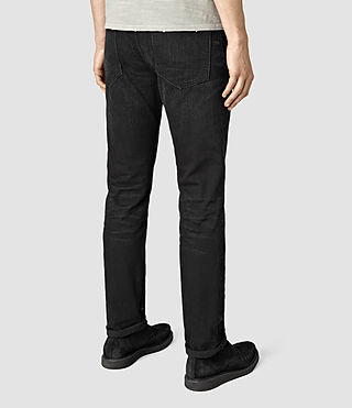 Mens Sgurr Iggy Jeans (Black) - product_image_alt_text_3