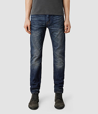 Mens Amori Iggy Jeans (Indigo)
