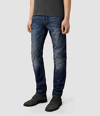 Hombre Amori Iggy Jeans (Indigo) - product_image_alt_text_2