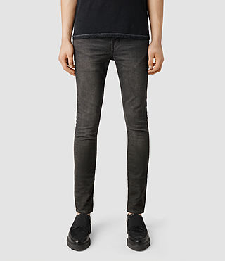 Men's Fume Razor Jeans (Grey)