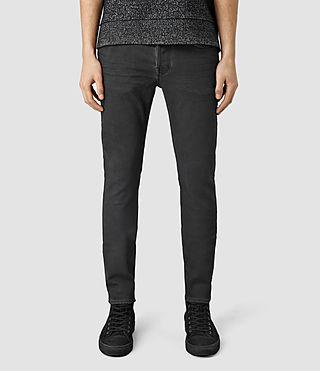 Men's Morien Cigarette Jeans (Grey)
