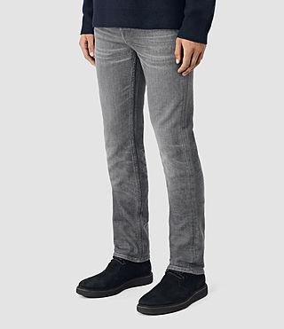 Mens Ardlui Iggy Jeans (Grey) - product_image_alt_text_2