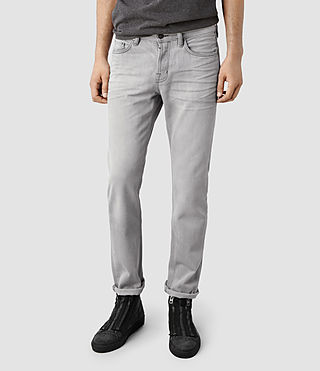 Men's Shade Iggy Jeans (Light Grey)