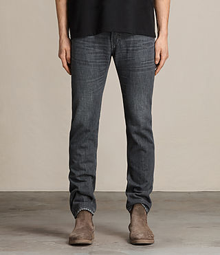 Men's Gibson Iggy Jeans (Grey)