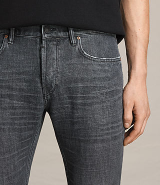 Uomo Jeans Gibson Iggy (Grey) - product_image_alt_text_2