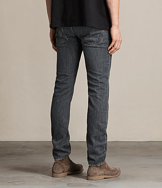 Uomo Jeans Gibson Iggy (Grey) - product_image_alt_text_4