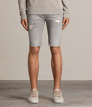 gilroy switch denim shorts