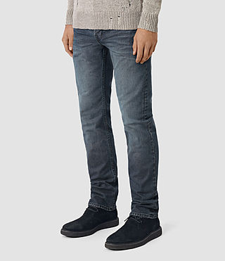 Men's Groats Iggy Jeans (Grey) - product_image_alt_text_2