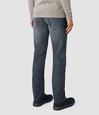 Men's Groats Iggy Jeans (Grey) - product_image_alt_text_3