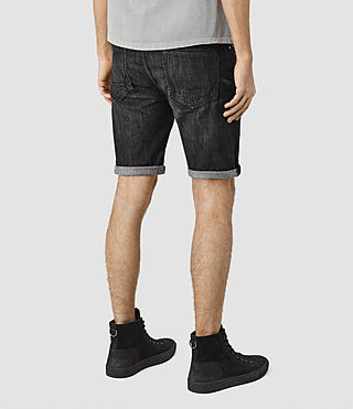 Mens Hancox Switch Shorts (Black) - product_image_alt_text_3