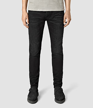 Men's Sgurr Pistol Jeans (Black)