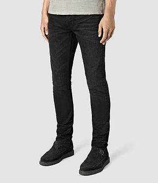 Men's Sgurr Pistol Jeans (Black) - product_image_alt_text_2