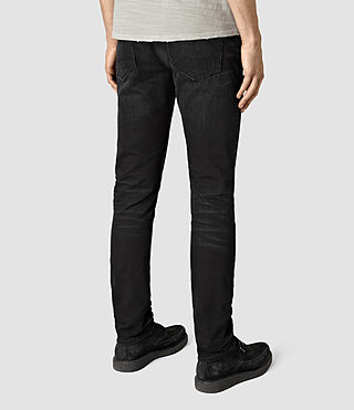 Men's Sgurr Pistol Jeans (Black) - product_image_alt_text_3