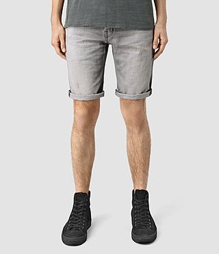 Mens Barham Switch Shorts (Grey) - product_image_alt_text_1
