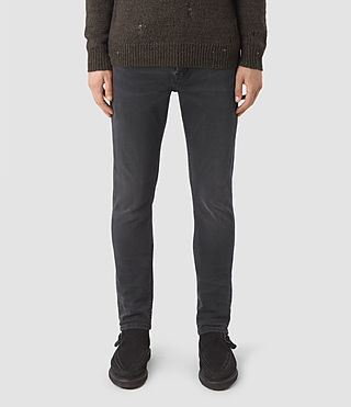 Men's Grande Rex Jeans (Black)