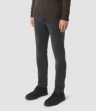Men's Grande Rex Jeans (Black) - product_image_alt_text_2