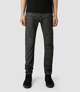 Men's Setsu Iggy Jeans (Grey)