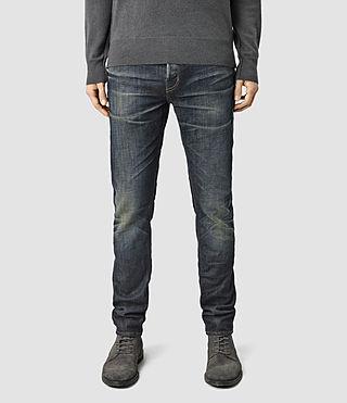 Men's Hardin Pistol Jeans (Indigo Blue)