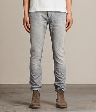 Men's Grayson Rex Jeans (Grey) - Image 1