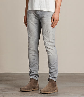 Men's Grayson Rex Jeans (Grey) - Image 3