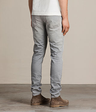Men's Grayson Rex Jeans (Grey) - Image 4