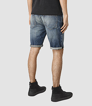 Hommes Horton Switch Short (Indigo Blue) - product_image_alt_text_3