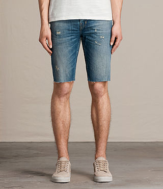 Mens Ildham Switch Short (Indigo Blue) - product_image_alt_text_1