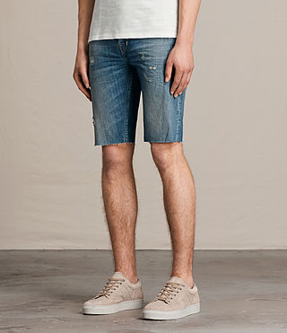 Mens Ildham Switch Short (Indigo Blue) - product_image_alt_text_3