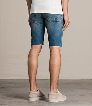 Mens Ildham Switch Short (Indigo Blue) - product_image_alt_text_4