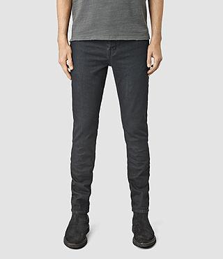 Men's Morro Cigarette Jeans (Black)