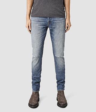 Men's Jaypee Pistol Jeans (MID INDIGO BLUE)