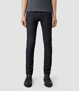 Men's Slider Razor Jeans (Dark Indigo)