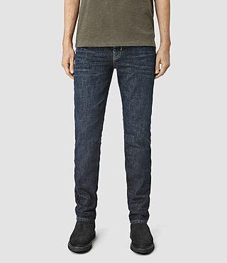 Men's Garko Iggy Jeans (Indigo Blue)