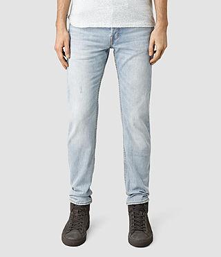 Mens Codeco Iggy Jeans (LIGHT INDIGO BLUE)