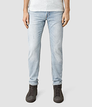 Men's Codeco Iggy Jeans (LIGHT INDIGO BLUE)